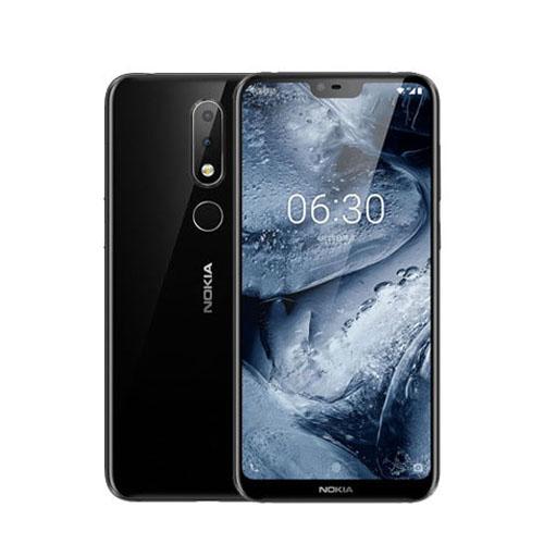 Nokia 5.1 Plus Mobile Service