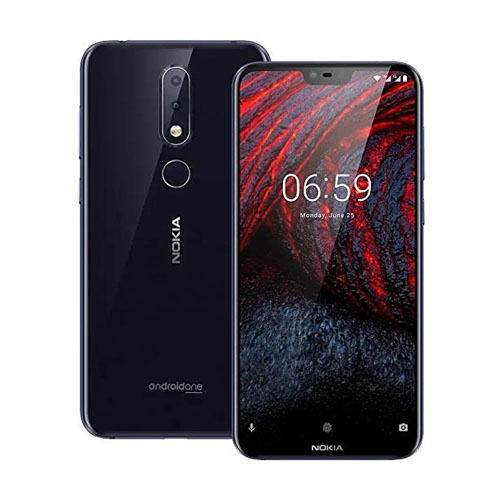 Nokia 6.1 Plus Mobile Service