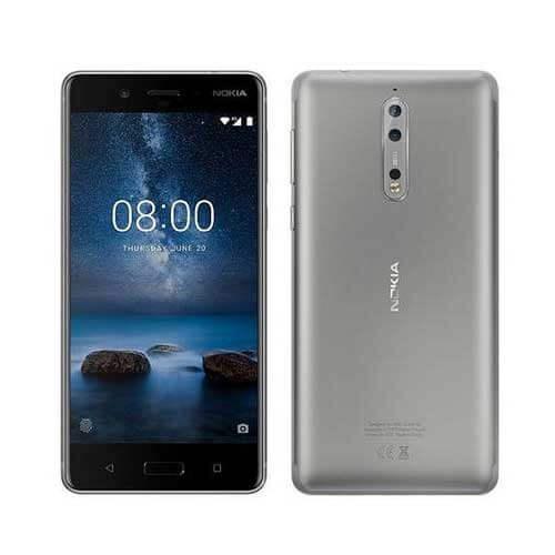 Nokia 8 Mobile Service