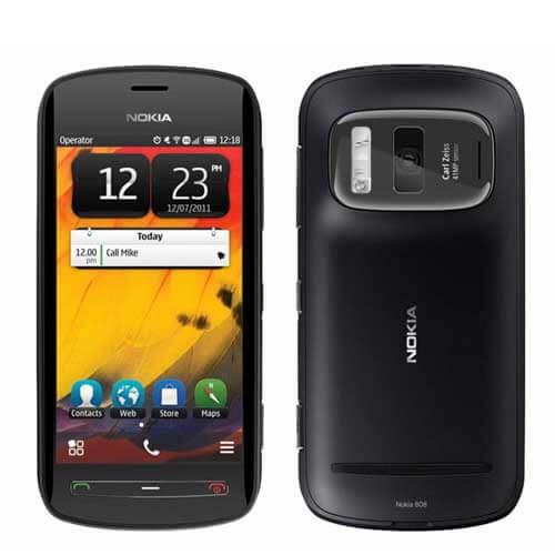 Nokia 808 PureView Service