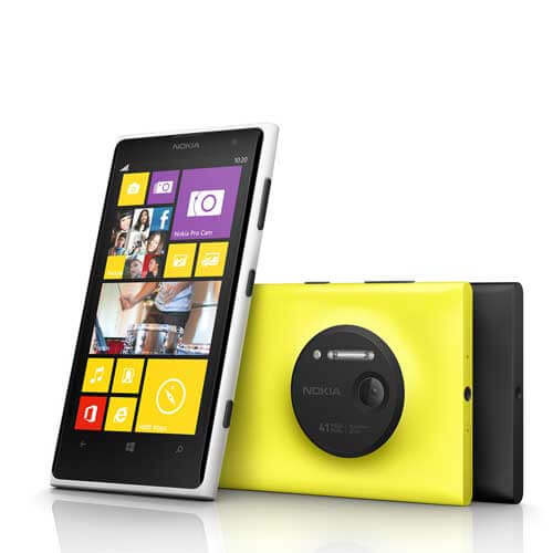 Nokia Lumia 1020 Mobile Service