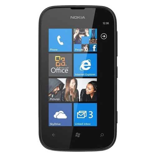 Nokia Lumia 510 Mobile Service
