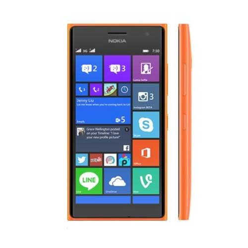 Nokia Lumia 730 Mobile Service