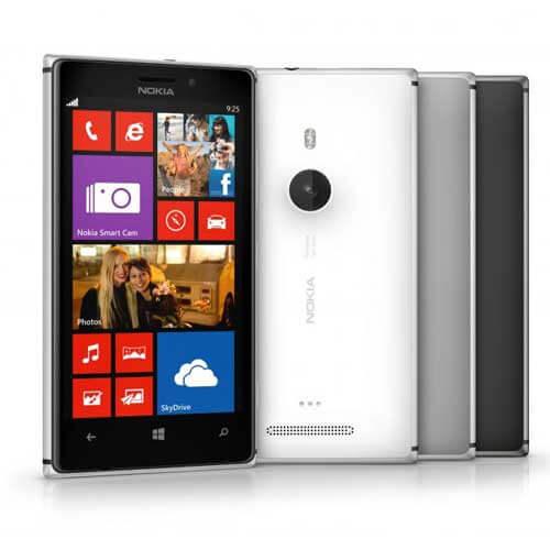 Nokia Lumia 925 Mobile Service