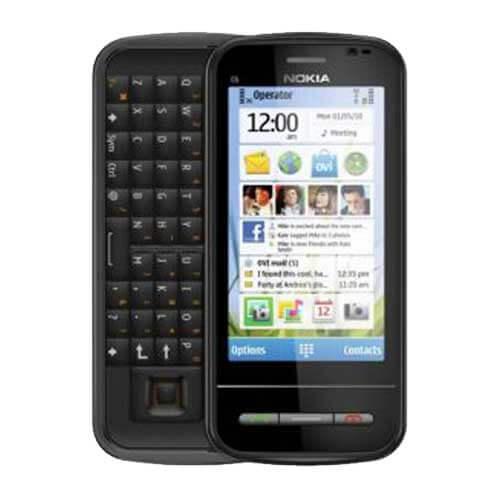 Nokia Lumia C6-00 Mobile Service