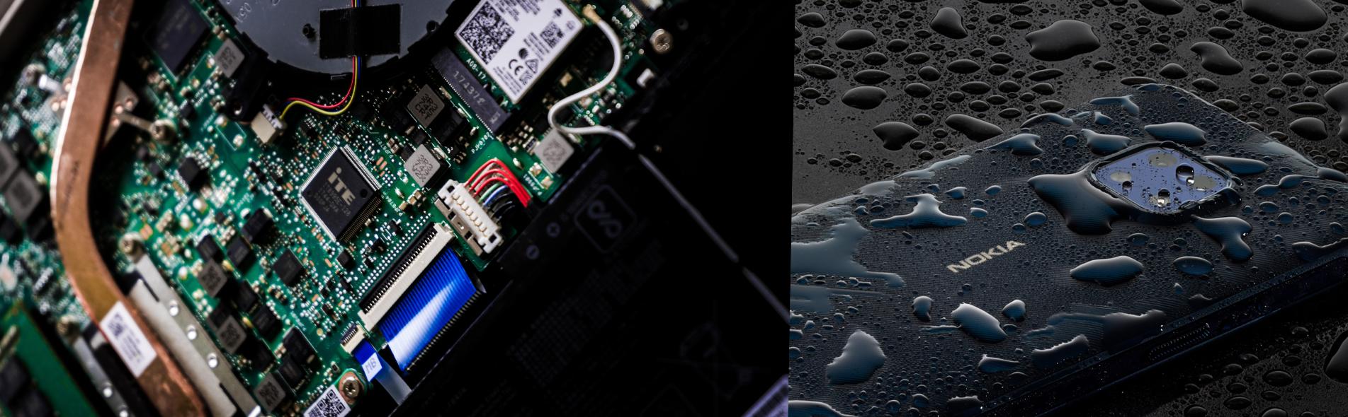 Nokia Mobile Service Banner