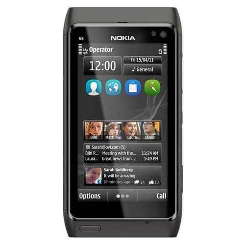 Nokia N8-00 Mobile Service
